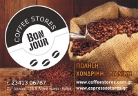 Coffee Stores - Bonjour